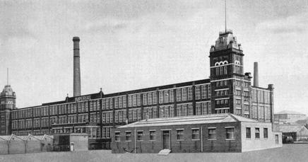 history of Blackburn